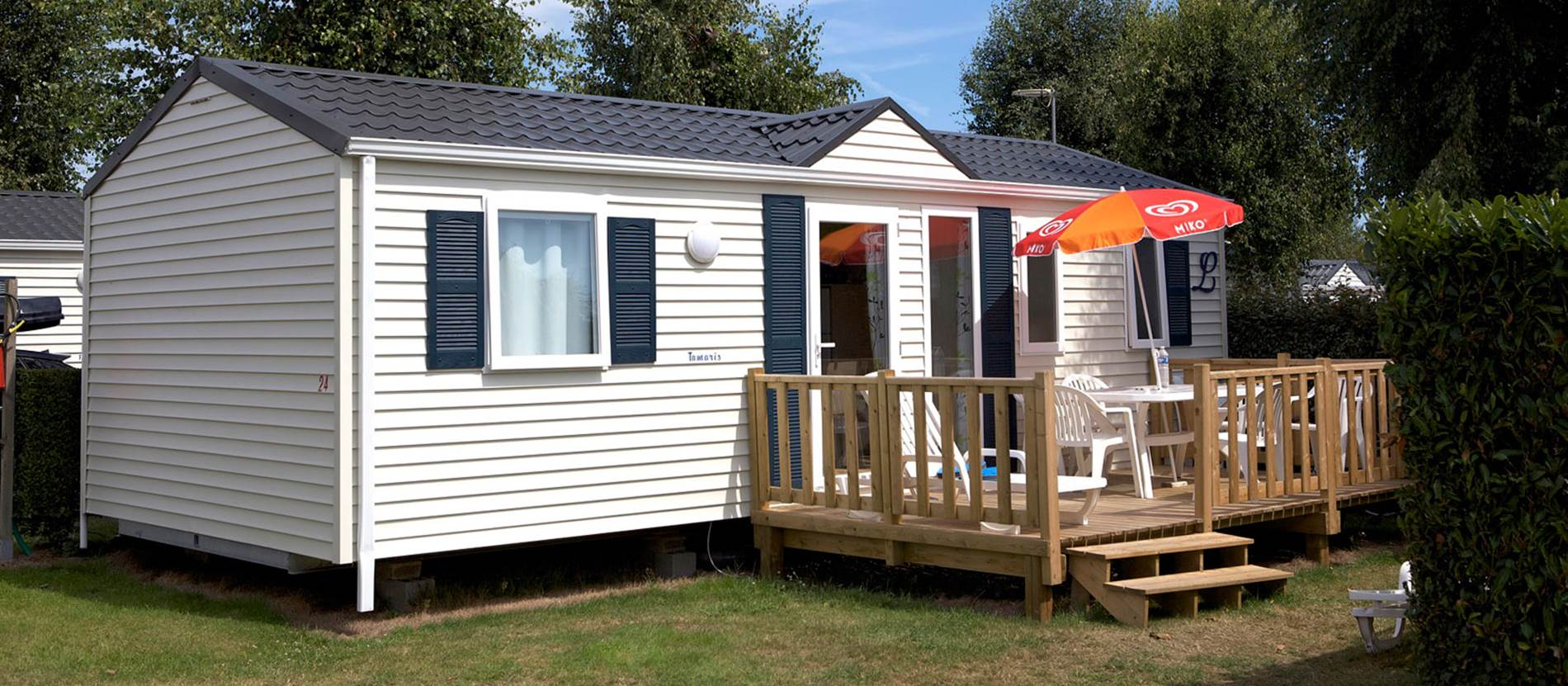 Camping-Kervilor-La-Trinite-sur-Mer-Morbihan-Bretagne-Sud © Camping-Kervilor-La-Trinite-sur-Mer