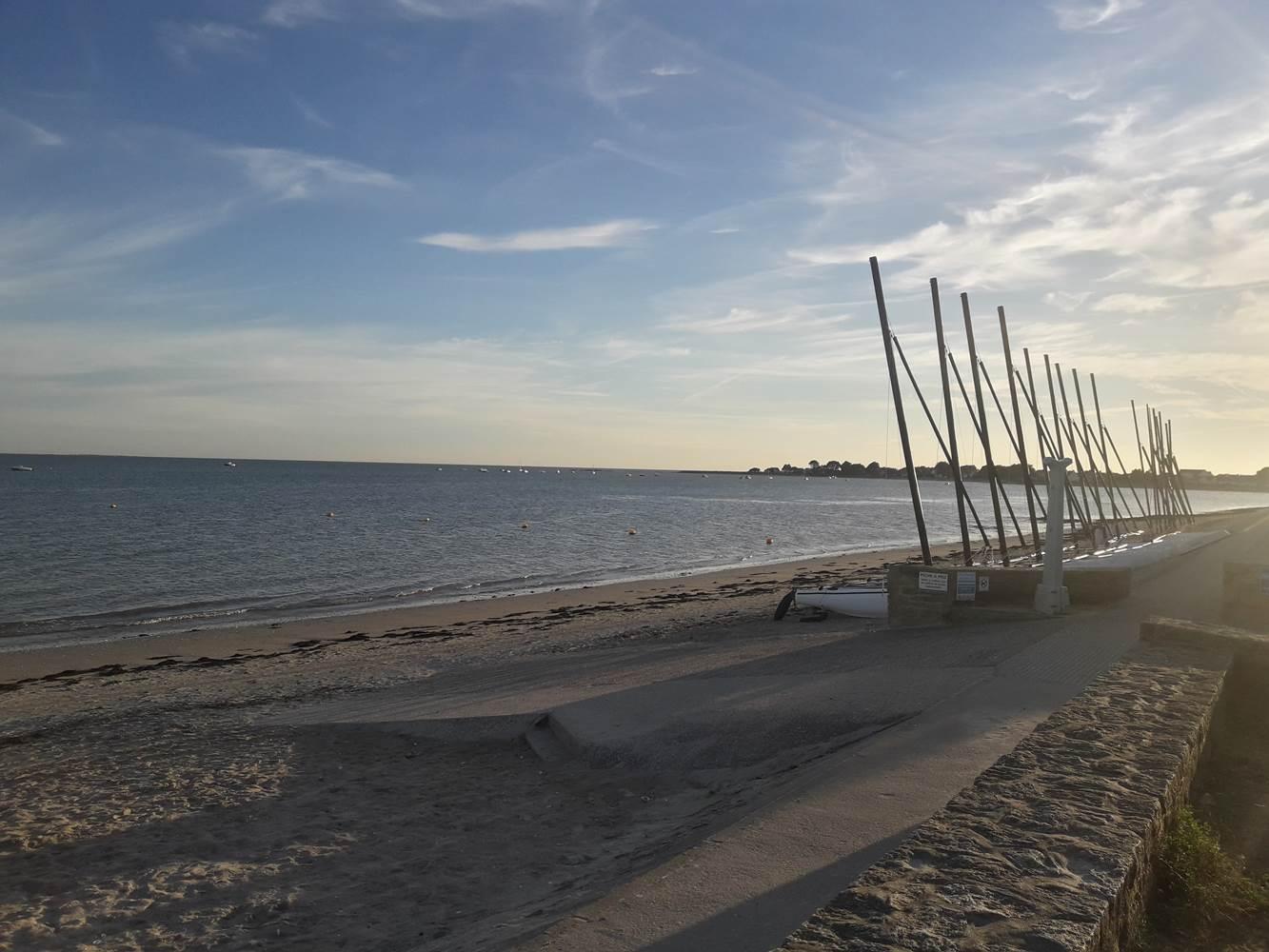 La plage à 100m ©