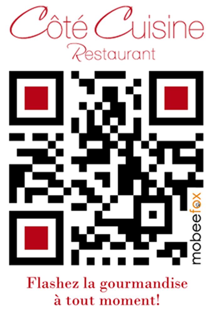 Restaurant-Coté-Cuisine-Carnac-Morbihan-Bretagne-Sud © Coté cuisine