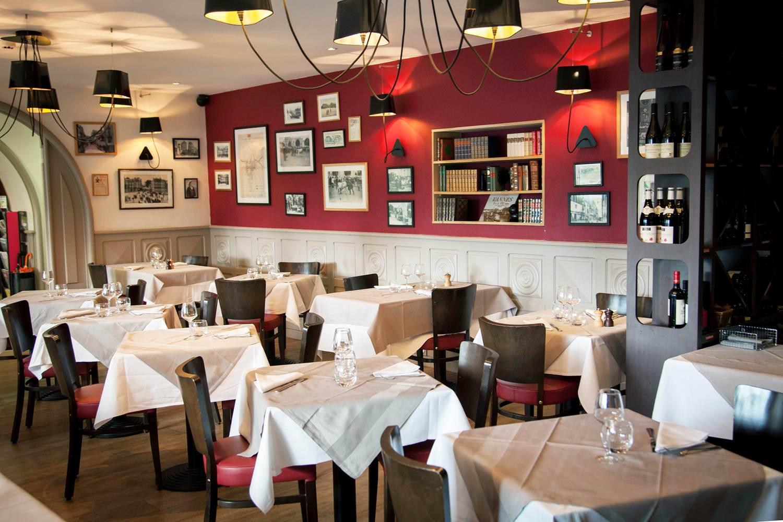 Salle de restaurant Vannes ©