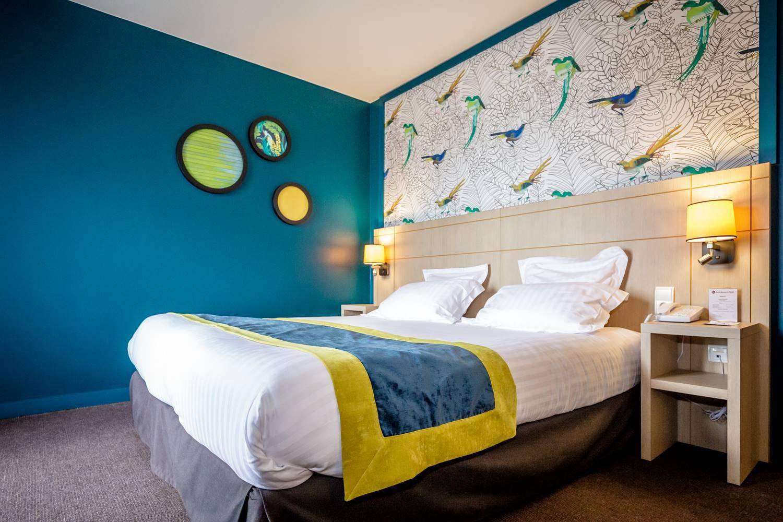 Chambre Supérieure hôtel BEST WESTERN PLUS Vannes centre-ville ©