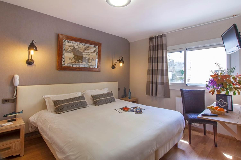 hotel le bretagne, Sauzon ©