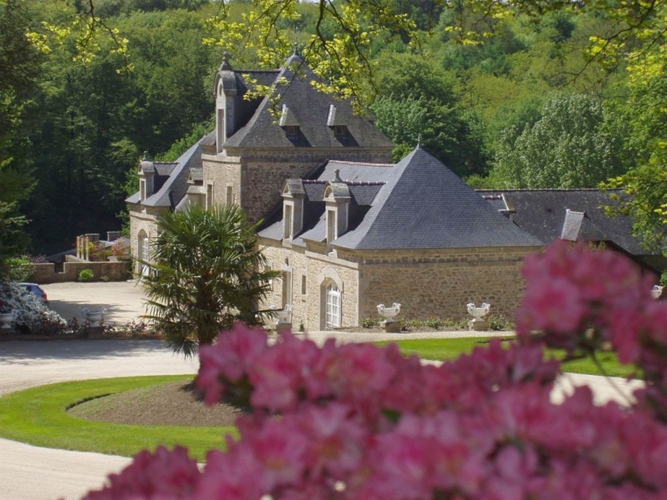 Hôtel Château de Locguénolé - Kervignac - Morbihan - Bretagne Sud © Hôtel Château de Locguénolé