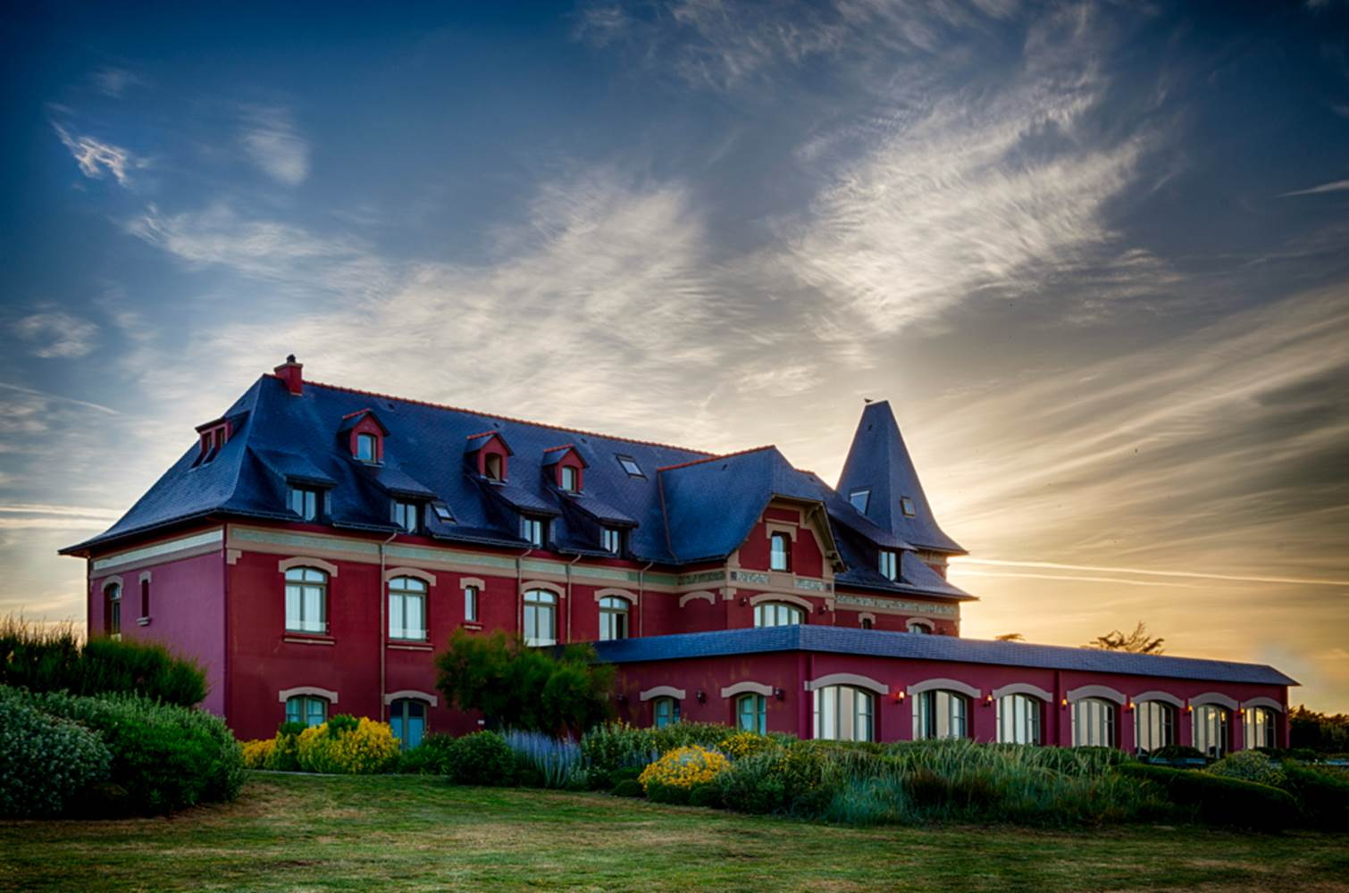 Hotel-Restaurant-Le-Grand-Large-Bangor-Morbihan-Bretagne-Sud © Hôtel le Grand Large