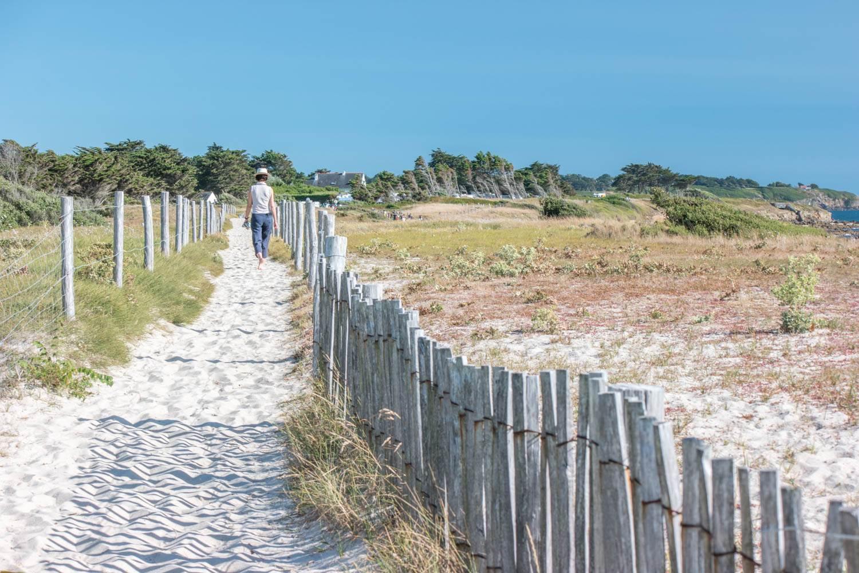 plage du Kerver - Arzon - Presqu'île de Rhuys - Golfe du Morbihan ©