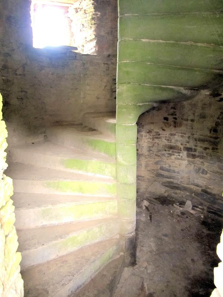 Escalier à vis ©