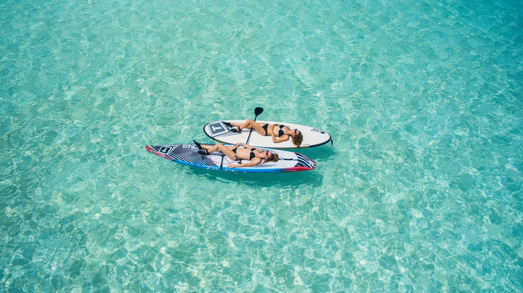 Club Nautique du Rohu - Location de Stand Up Paddle ©