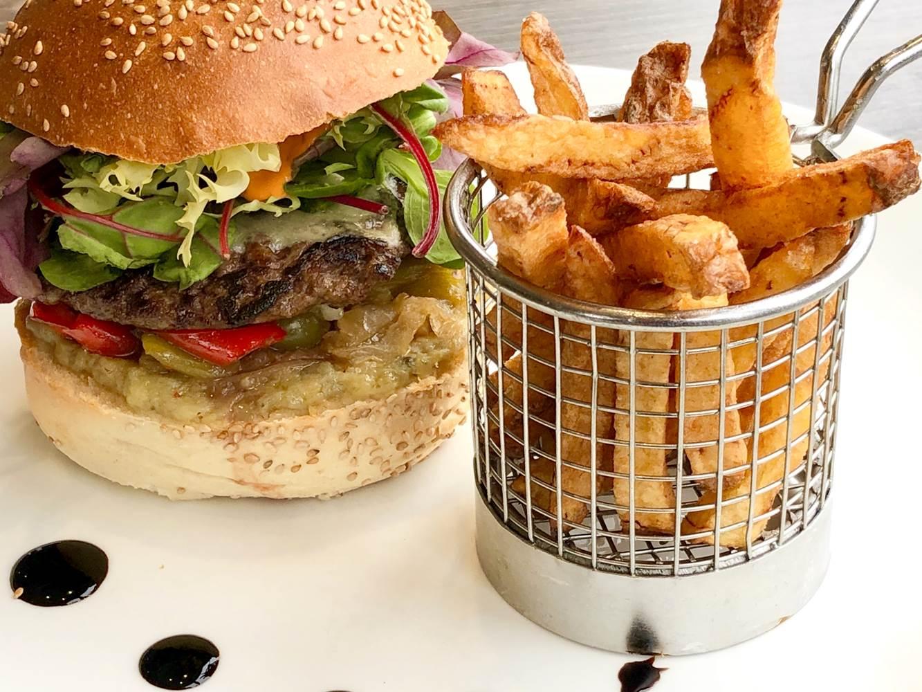 burger des mouettes ©