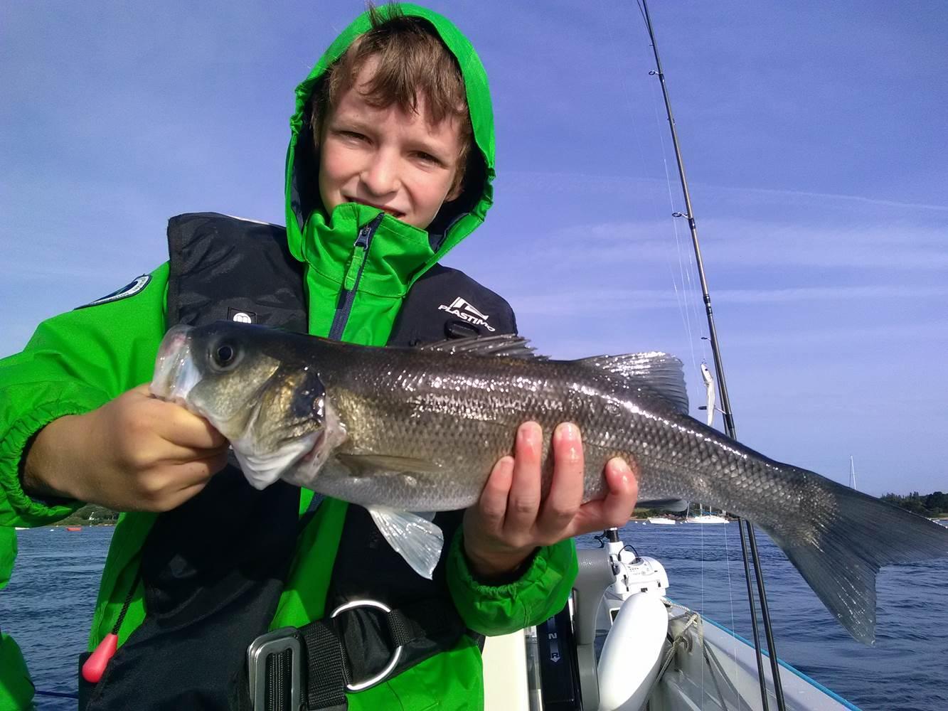 Horizons Pêche-pêche en mer-découverte de la pêche ©