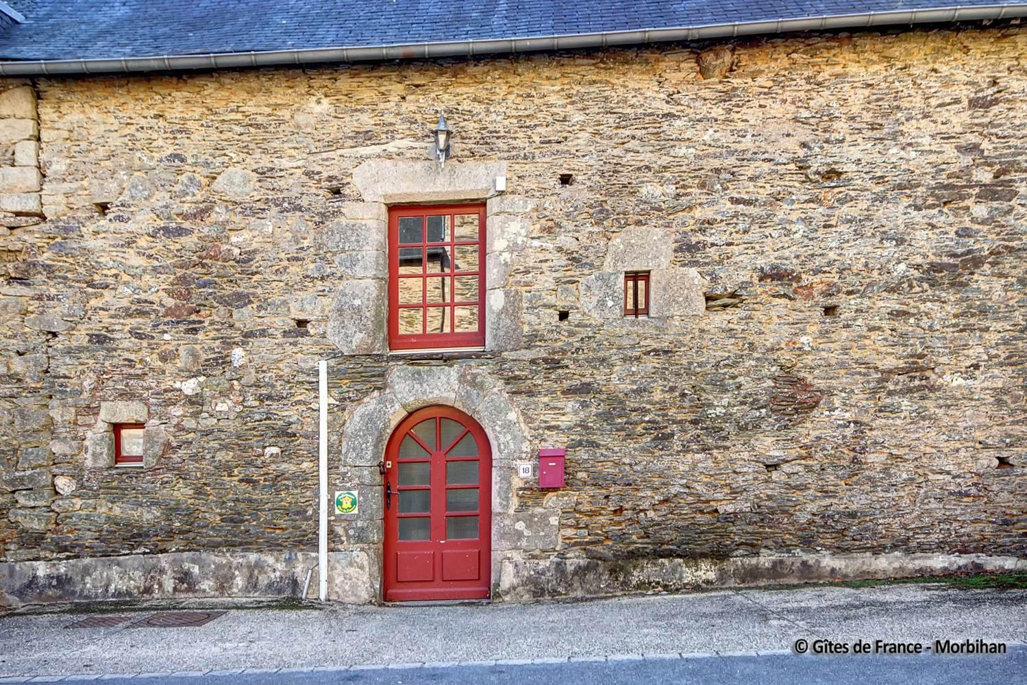 Gîte n°56G792 – GUILLAC – Morbihan Bretagne Sud © GITES DE France 56