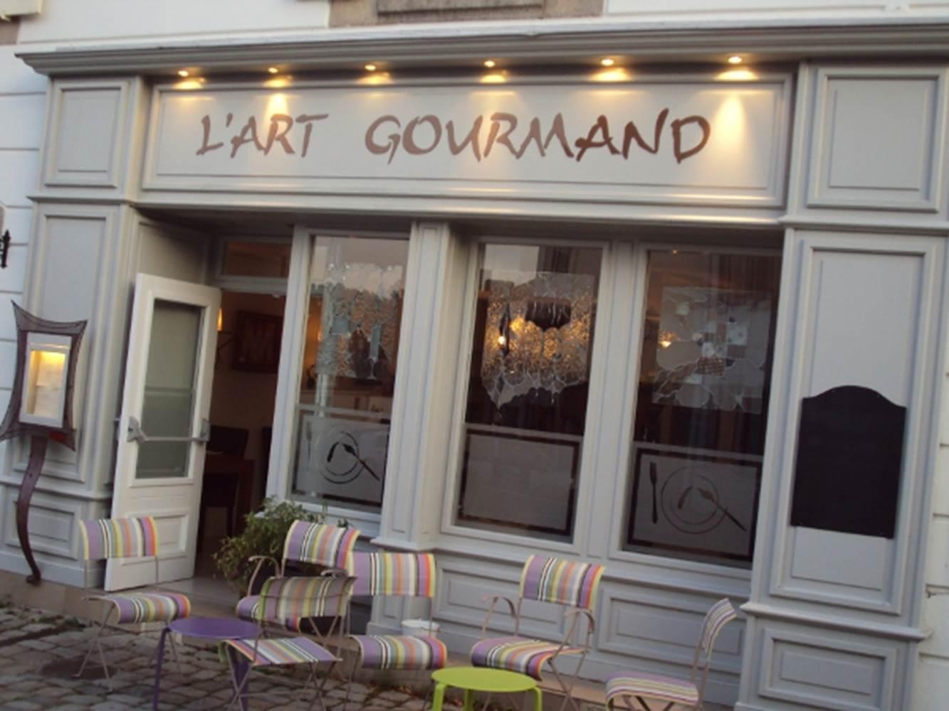 restaurant-l-art-gourmand-Pont-Scorff-Groix-Lorient-Morbihan-Bretagne-sud © Restaurant L'Art Gourmand