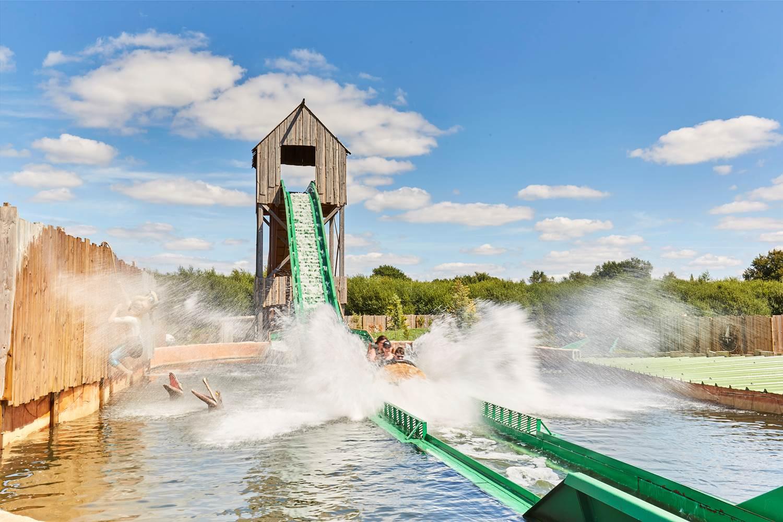 Timber Splash ©