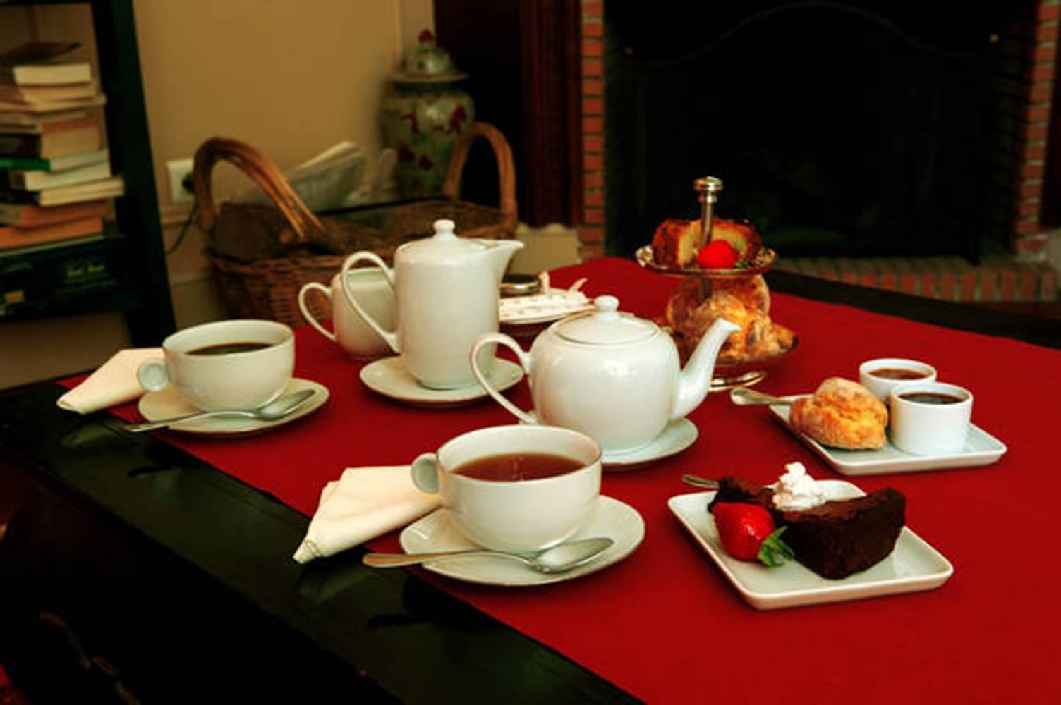 Salon de thés ©