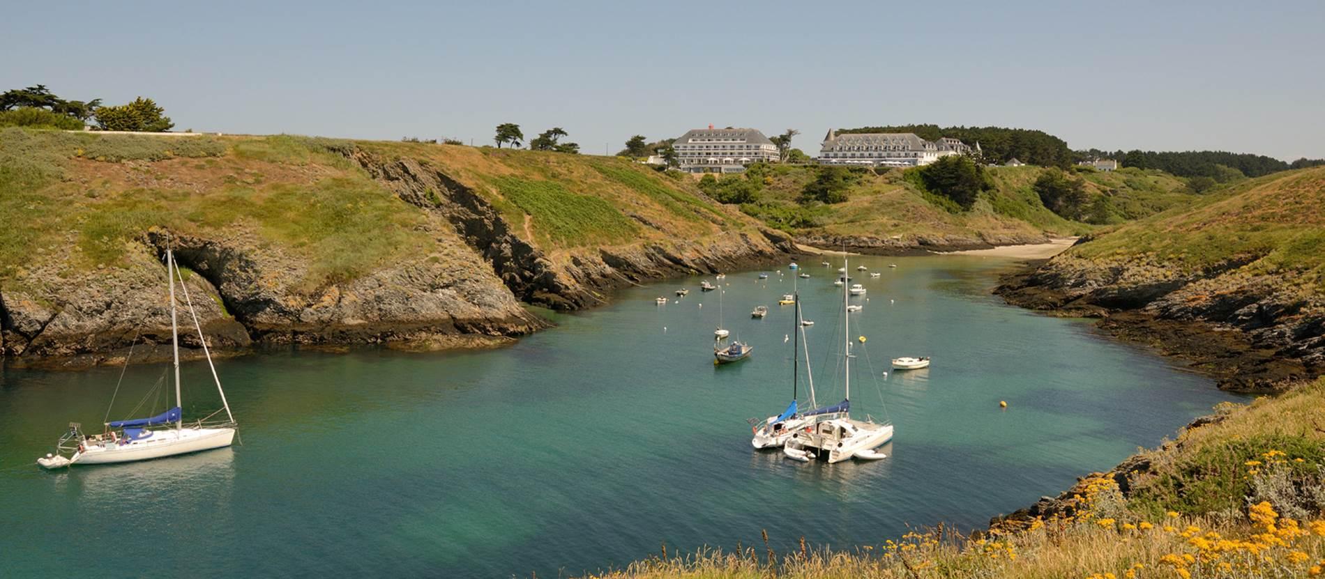 Thalasso-Castel-Clara-Belle-Ile-Morbihan-bretagne-Sud ©