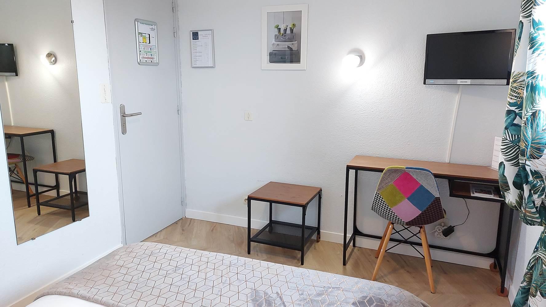 Chambre 9 - Simple ou Petite double ©