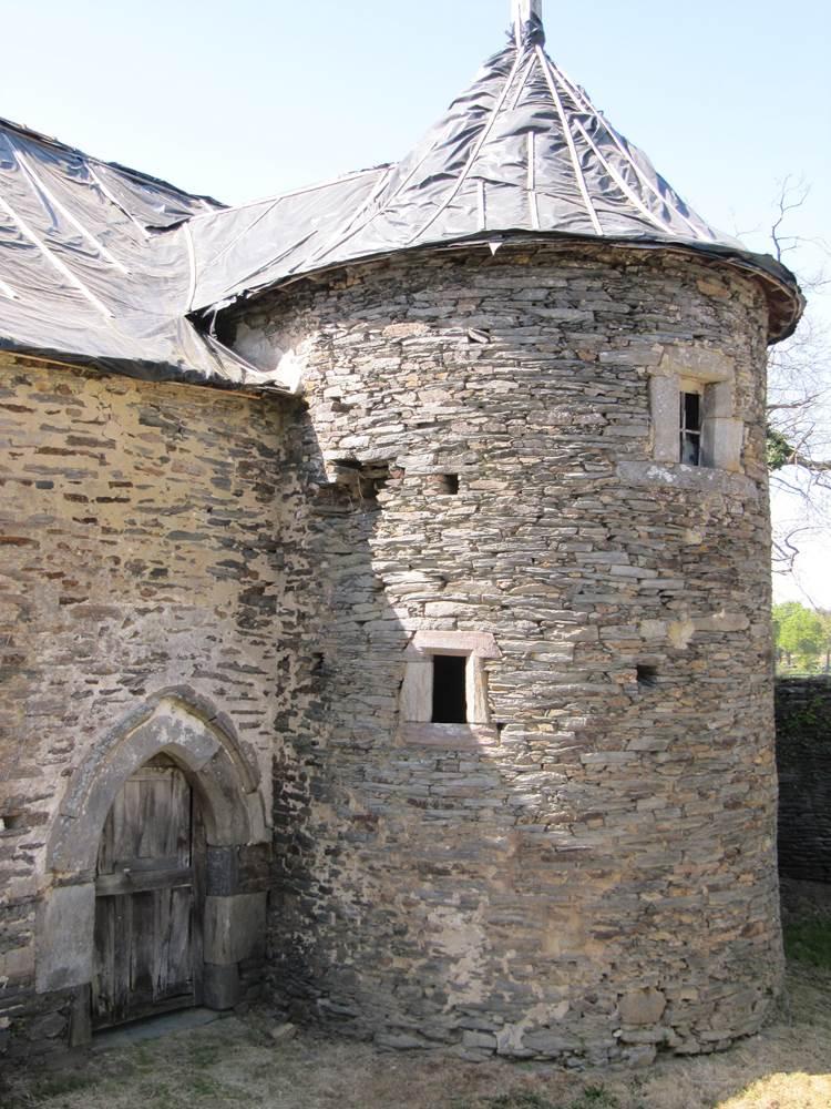 La tour et l'entrée ©
