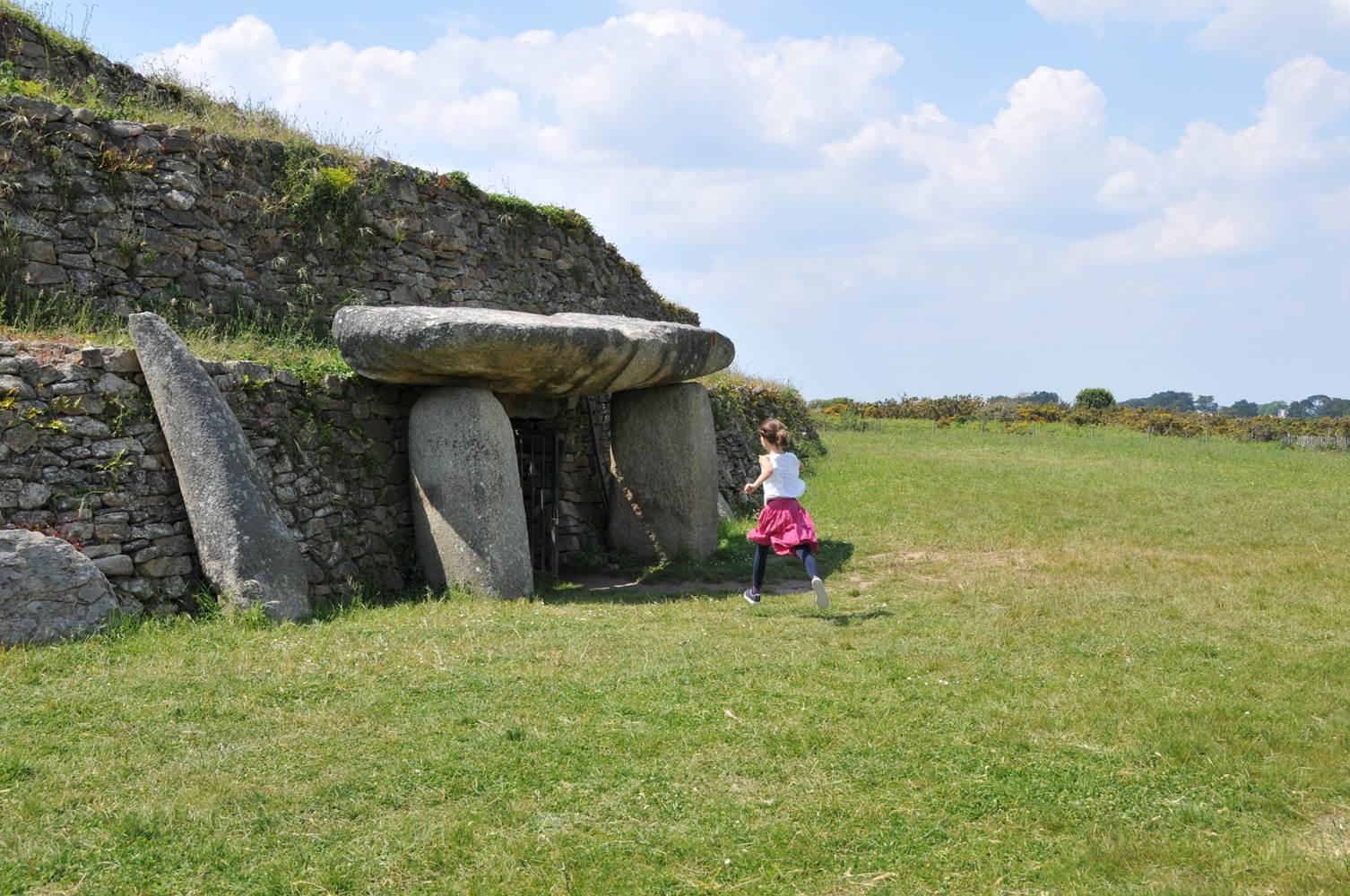 En avant la préhistoire ! ©