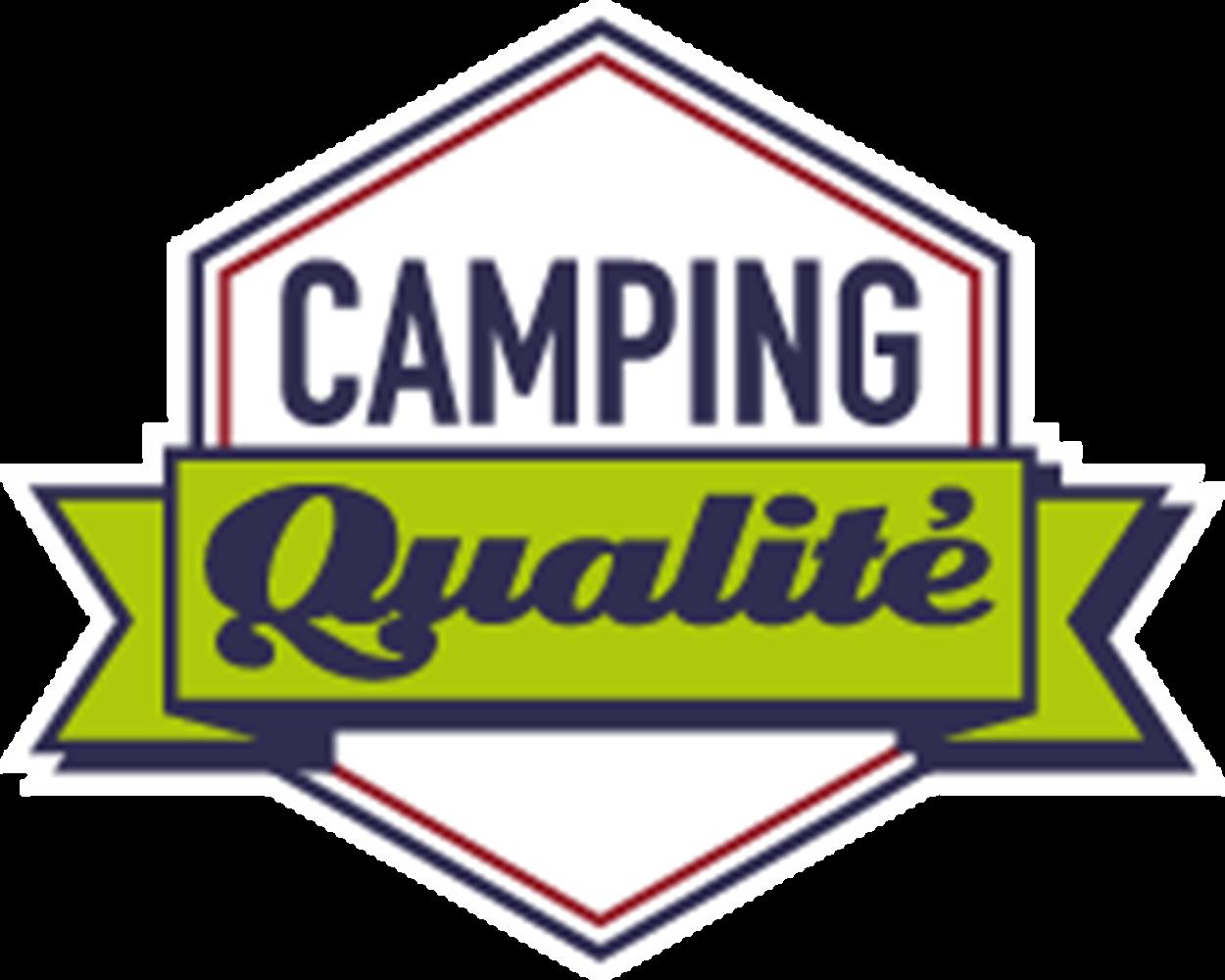 Le camping est labellisé Camping Qualité ©