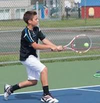 Cours de tennis - M. LOUBOUTIN Ma�l