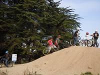 Skate Park et Pistes de Dirt