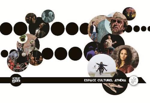 Centre Culturel Athéna : saison 2014-2015