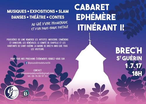 Cabaret éphémère itinérant