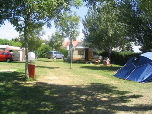 Camping Municipal des Algues