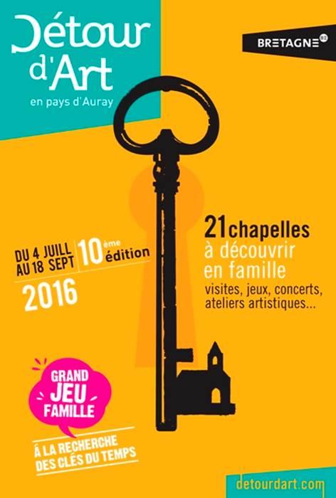 Détour d'Art en pays d'Auray - 11ème édition