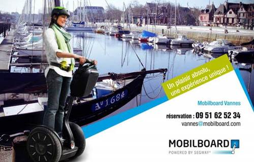 Mobilboard Vannes Golfe Giropode