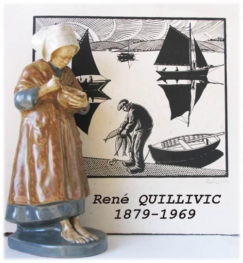 Exposition René Quillivic, Sculpteur, Graveur et Céramiste, Parfums Lalique et nouveaux jouets au Musée des Arts, Métiers et Commerces