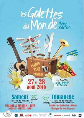 festival Galettes du Monde 2016