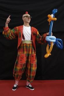 Festi'Mômes - Felix le clown