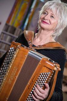 Concert de Michèle Buirette à L'Etang Moderne