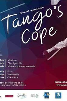 Concert-spectacle : Tango's Cope