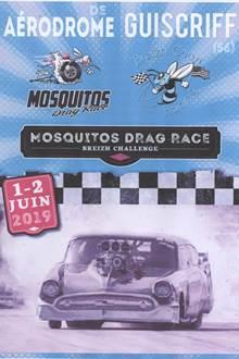 Mosquitos drag race à Guiscriff