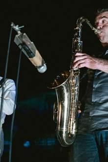 Concert jazz Duo lounge