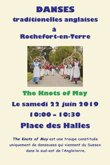Danses traditionnelles anglaises