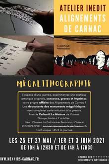 Mégalithographie (Carnac)