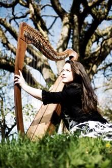 Concert Harpe Celtique Nolwenn Arzel