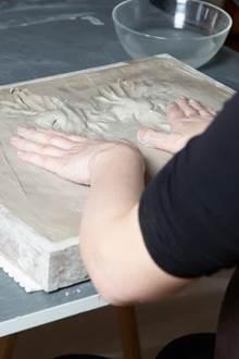 Stage poterie initiatique - Sandrine Hurel