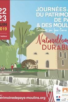 Journées de Patrimoine de Pays & des Moulins