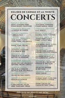 Concert de Jeanne Marie Gilbert