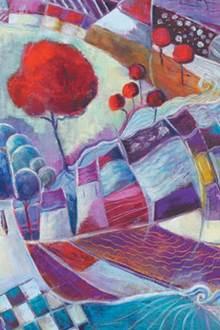 Exposition Emmanuelle Brett Peinture et gravure