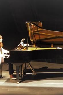 Concert de Solène Péréda, Pianiste