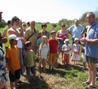 Le champs de trèfle Fromagerie