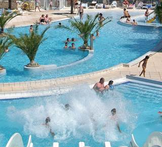 Camping Domaine Mane Guernehue