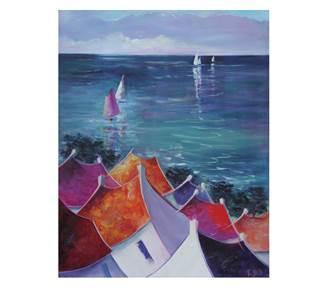 Atelier-Galerie Peinture Emmanuelle Brett - Artiste Peintre