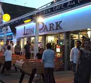 Lunapark-salle de jeux