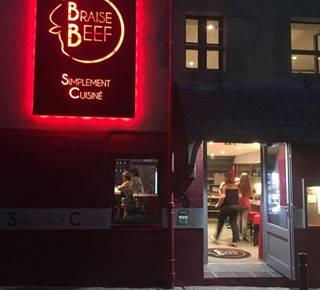 Restaurant Braise Beef