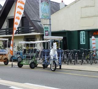 Location de cycles KTM - Le Randonneur